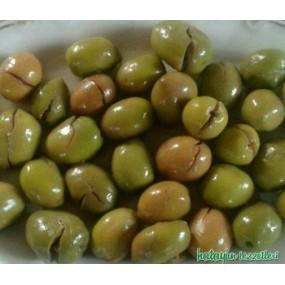 Kırma Yeşil Zeytin (1Kg)